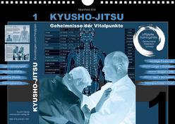 Kyusho-Jitsu – Geheimnisse der Vitalpunkte von Zink,  Manfred