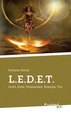L.E.D.E.T. von Striok,  Evelyne