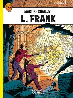L. Frank Integral 3 von Martin,  Jacques