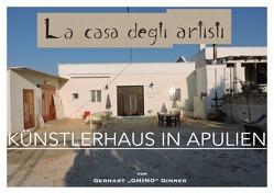 La casa degli artisti von ginner,  gerhart