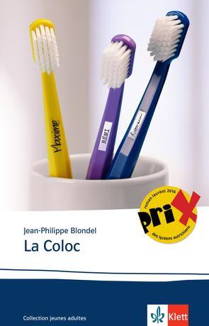 La coloc von Blondel,  Jean-Philippe