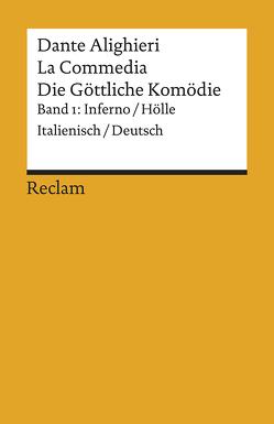 La Commedia / Die Göttliche Komödie von Dante Alighieri, Koehler,  Hartmut, Scherer,  Ludger