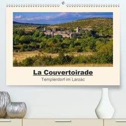 La Couvertoirade – Templerdorf im Larzac (Premium, hochwertiger DIN A2 Wandkalender 2020, Kunstdruck in Hochglanz) von LianeM