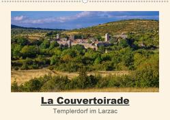 La Couvertoirade – Templerdorf im Larzac (Wandkalender 2020 DIN A2 quer) von LianeM