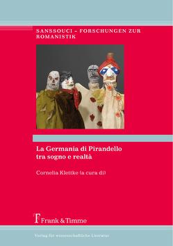 La Germania di Pirandello tra sogno e realtà von Klettke,  Cornelia