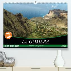 La Gomera 2021 – Eine Entdeckungsreise (Premium, hochwertiger DIN A2 Wandkalender 2021, Kunstdruck in Hochglanz) von & Stefanie Krüger,  Carsten
