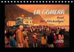 La Gomera – Insel der Glückseligen (Tischkalender 2019 DIN A5 quer) von Bomhoff,  Gerhard