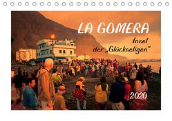 La Gomera – Insel der Glückseligen (Tischkalender 2020 DIN A5 quer) von Bomhoff,  Gerhard