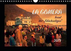 La Gomera – Insel der Glückseligen (Wandkalender 2019 DIN A4 quer) von Bomhoff,  Gerhard