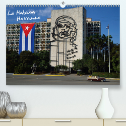 La Habana / Havanna (Premium, hochwertiger DIN A2 Wandkalender 2021, Kunstdruck in Hochglanz) von Krajnik,  André