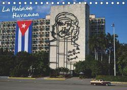 La Habana / Havanna (Tischkalender 2019 DIN A5 quer) von Krajnik,  André