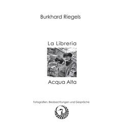 La Libreria Acqua Alta Venezia von Burkhard,  Riegels