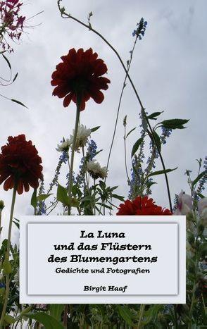 La Luna und das Flüstern des Blumengartens von Haaf,  Birgit