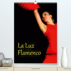 La Luz Flamenco (Premium, hochwertiger DIN A2 Wandkalender 2021, Kunstdruck in Hochglanz) von Burkhardt,  Bert