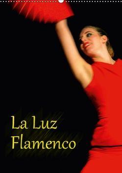 La Luz Flamenco (Wandkalender 2018 DIN A2 hoch) von Burkhardt,  Bert