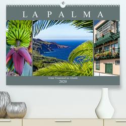 La Palma – Grüne Trauminsel im Atlantik (Premium, hochwertiger DIN A2 Wandkalender 2020, Kunstdruck in Hochglanz) von Meyer,  Dieter