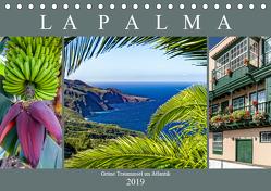 La Palma – Grüne Trauminsel im Atlantik (Tischkalender 2019 DIN A5 quer) von Meyer,  Dieter