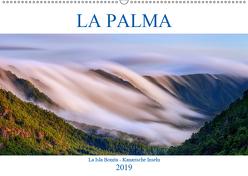 La Palma – La Isla Bonita – Kanarische Inseln (Wandkalender 2019 DIN A2 quer) von Schaenzer,  Sandra
