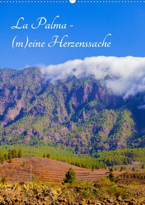 La Palma – (m)eine Herzenssache (Wandkalender 2020 DIN A2 hoch) von Abel,  Micaela