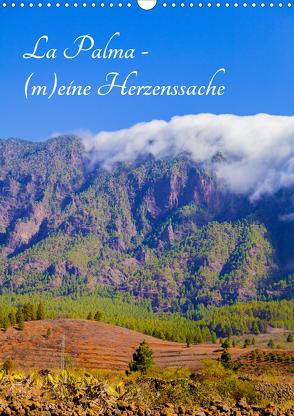 La Palma – (m)eine Herzenssache (Wandkalender 2020 DIN A3 hoch) von Abel,  Micaela