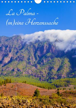 La Palma – (m)eine Herzenssache (Wandkalender 2020 DIN A4 hoch) von Abel,  Micaela