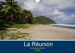 La Réunion – Auf der Insel der Gefühle (Wandkalender 2019 DIN A4 quer) von Löwe,  Karsten