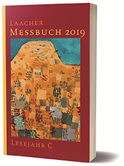 Laacher Messbuch 2019 kartoniert von Benediktinerabtei Maria Laach, Verlag Katholisches Bibelwerk