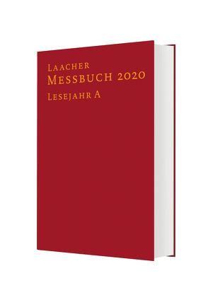 Laacher Messbuch 2020 gebunden von Benediktinerabtei Maria Laach, Verlag Katholisches Bibelwerk