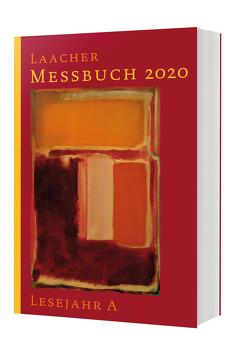 Laacher Messbuch 2020 kartoniert von Benediktinerabtei Maria Laach, Verlag Katholisches Bibelwerk