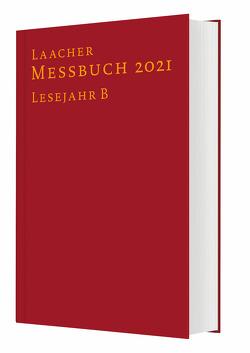 Laacher Messbuch 2021 gebunden von Benediktinerabtei Maria Laach, Verlag Katholisches Bibelwerk