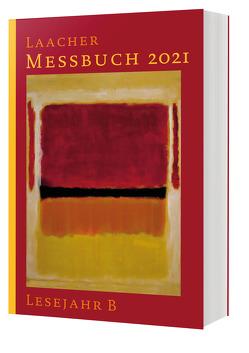 Laacher Messbuch 2021 kartoniert von Benediktinerabtei Maria Laach, Verlag Katholisches Bibelwerk