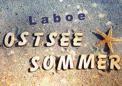 Laboe – Ostsee – Sommer (Wandkalender 2021 DIN A2 quer) von Riedel,  Tanja