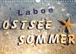 Laboe – Ostsee – Sommer (Wandkalender 2021 DIN A4 quer) von Riedel,  Tanja
