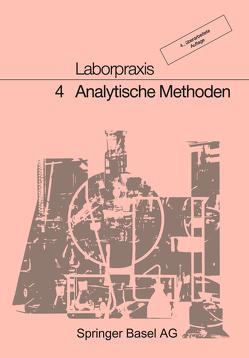 Laborpraxis von Bitzer,  M., Claus,  U., Felber,  H., Hübel,  M., Vollenweider,  B., Wörfel,  P.