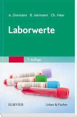 Laborwerte von Dormann,  Arno J., Heer,  Christian, Isermann,  Berend