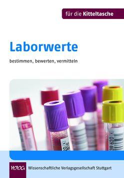 Laborwerte von Dewald,  Bernd, Schäfer,  Constanze