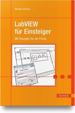 LabVIEW für Einsteiger von Krauer,  Nicolas