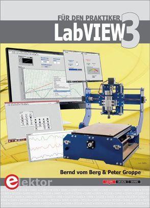 LabVIEW / LabVIEW 3 von Groppe,  Peter, vom Berg,  Bernd