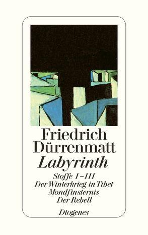 Labyrinth von Dürrenmatt,  Friedrich