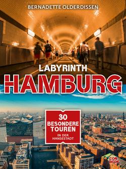 Labyrinth Hamburg von Olderdissen,  Bernadette