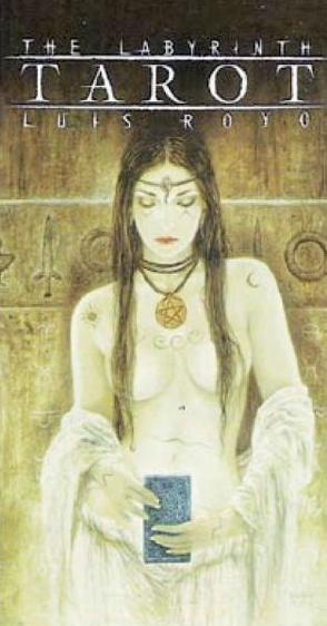Labyrinth Tarot von Royo,  Luis
