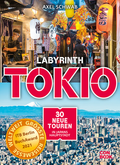 Labyrinth Tokio von Schwab,  Axel