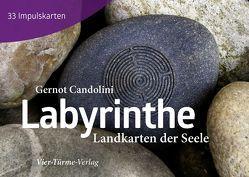 Labyrinthe von Candolini,  Gernot