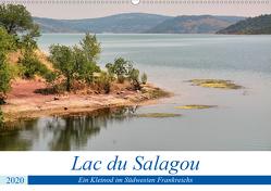 Lac du Salagou – Ein Kleinod im Südwesten Frankreichs (Wandkalender 2020 DIN A2 quer) von Bartruff,  Thomas