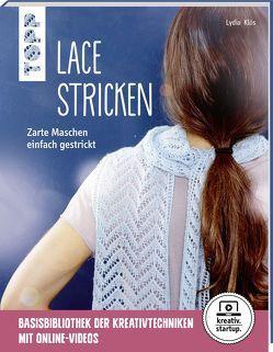 Lace stricken (kreativ.startup.) von Klös,  Lydia