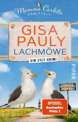 Lachmöwe von Pauly,  Gisa