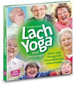 Lachyoga mit Senioren von Leisch,  Cornelia