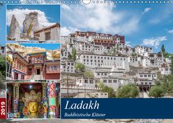 Ladakh – Buddhistische Klöster (Wandkalender 2019 DIN A3 quer) von Leonhardy,  Thomas