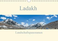 Ladakh – Landschaftspanoramen (Wandkalender 2019 DIN A4 quer) von Leonhardy,  Thomas