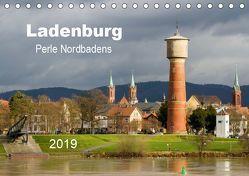 Ladenburg – Perle Nordbadens (Tischkalender 2019 DIN A5 quer) von Losekann,  Holger